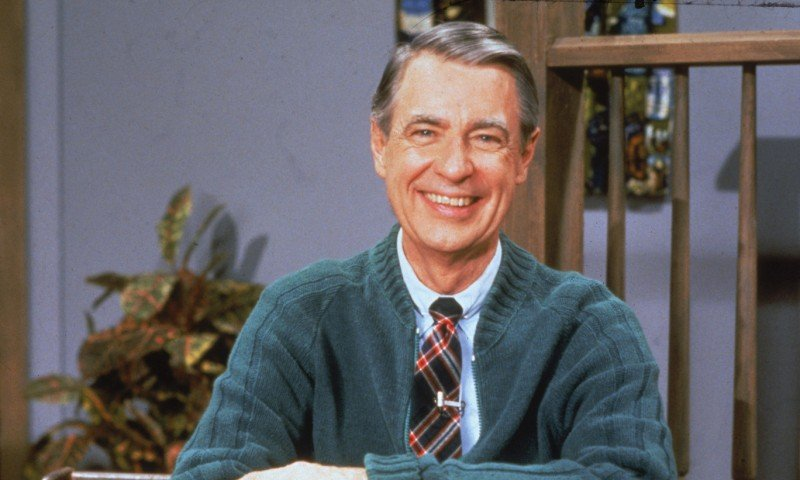 Mr Rogers Secrets To Good Health
