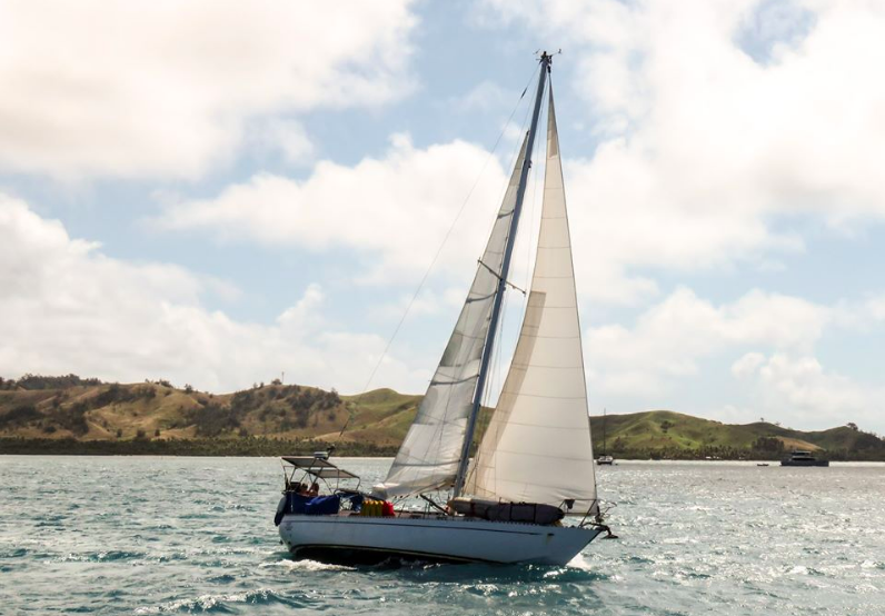 Sailing to Fiji and lessons about wellness