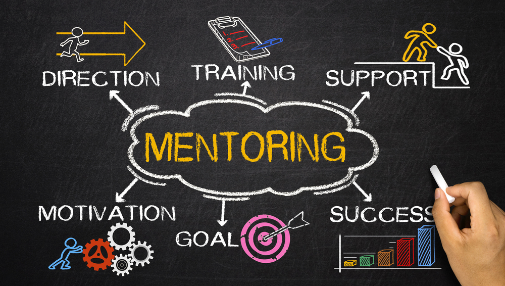 Mentoring of the new time