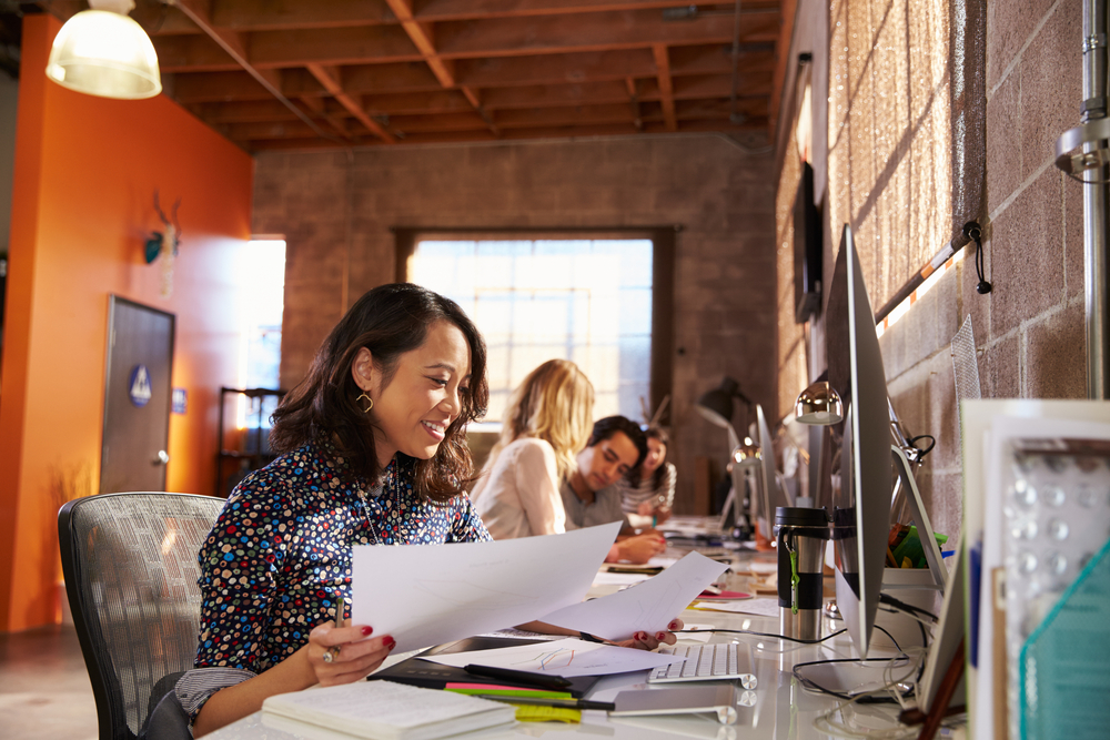 These are the 5 Things Employees Must Have in Order to be Productive in an Office