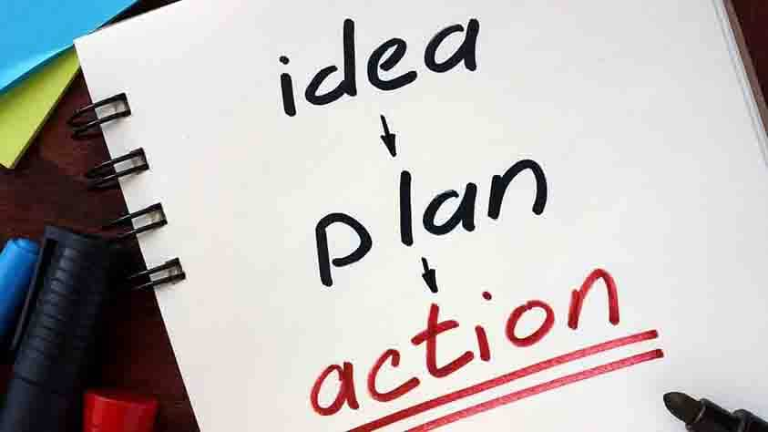 Create an Action Plan to Achieve Your Home Business Goals