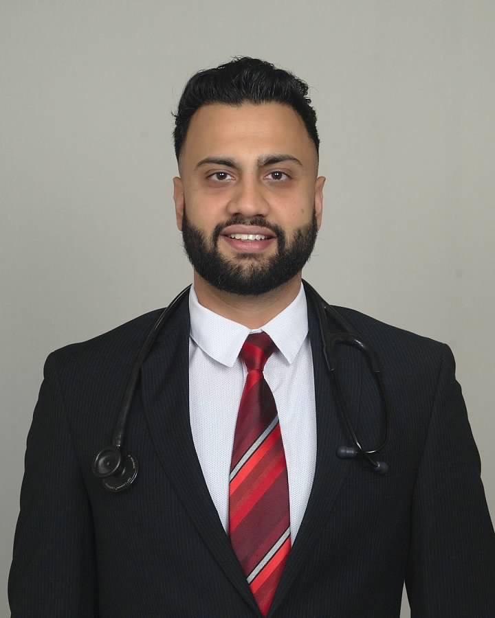 Dr. Maninderpal Dhillon
