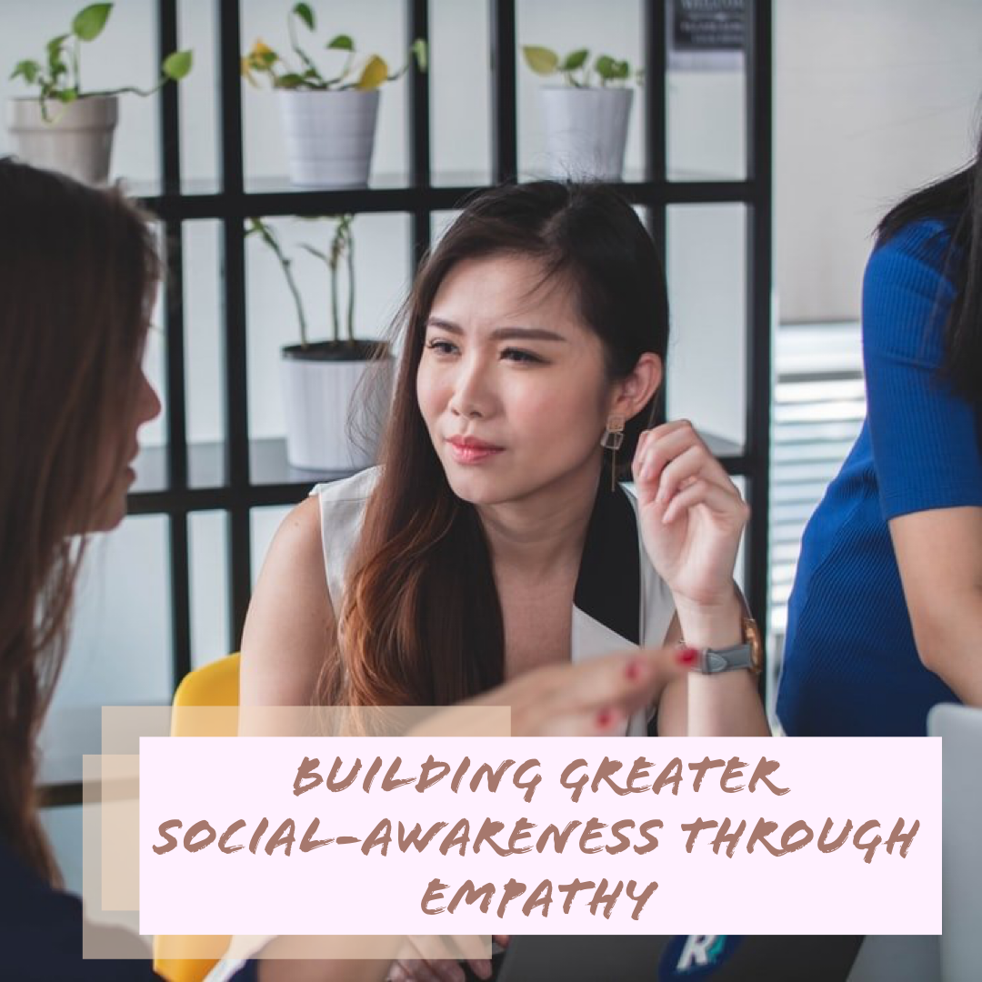 Empathy; and its vital role in being a leader.