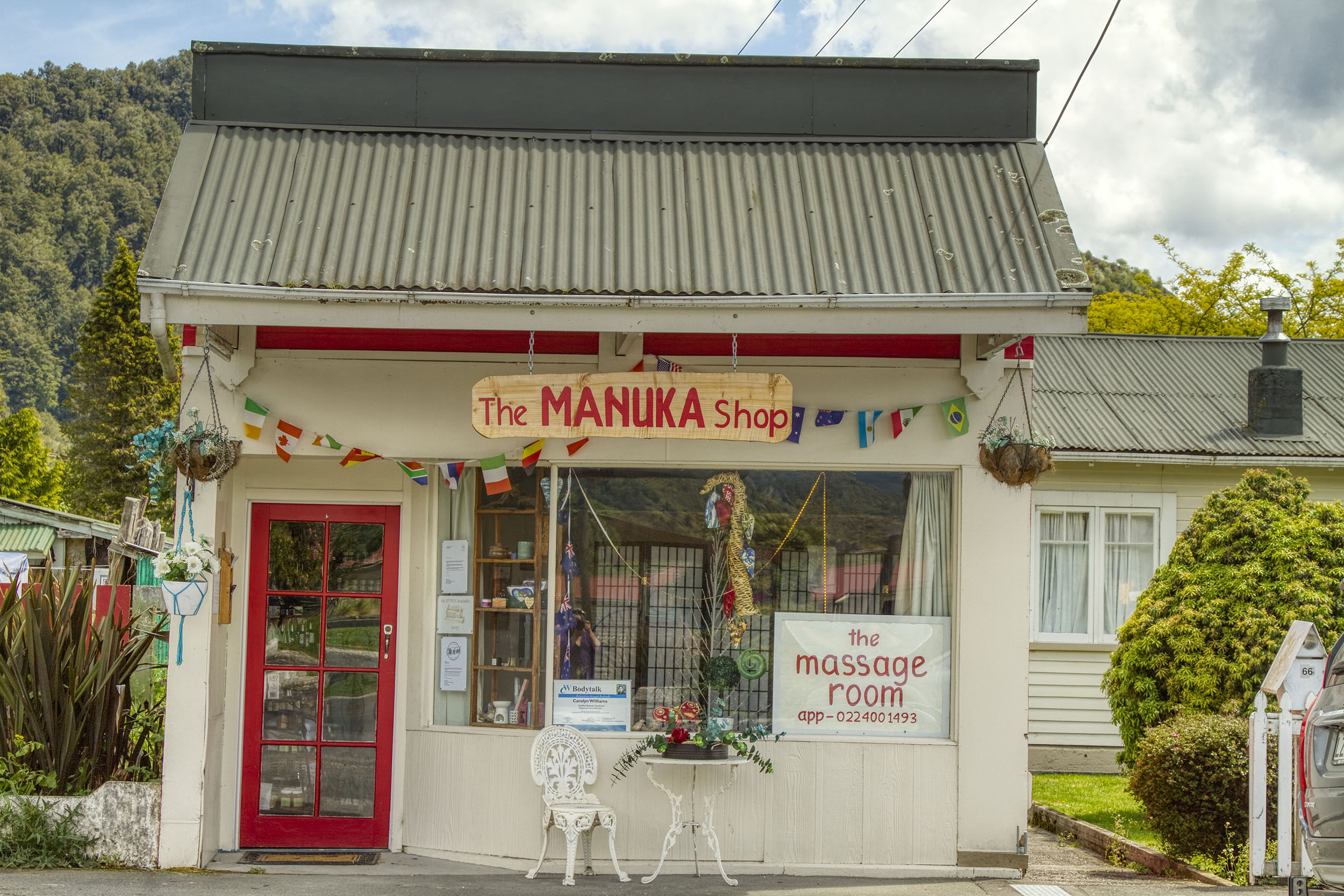 Small Business in Murchison, New Zealand