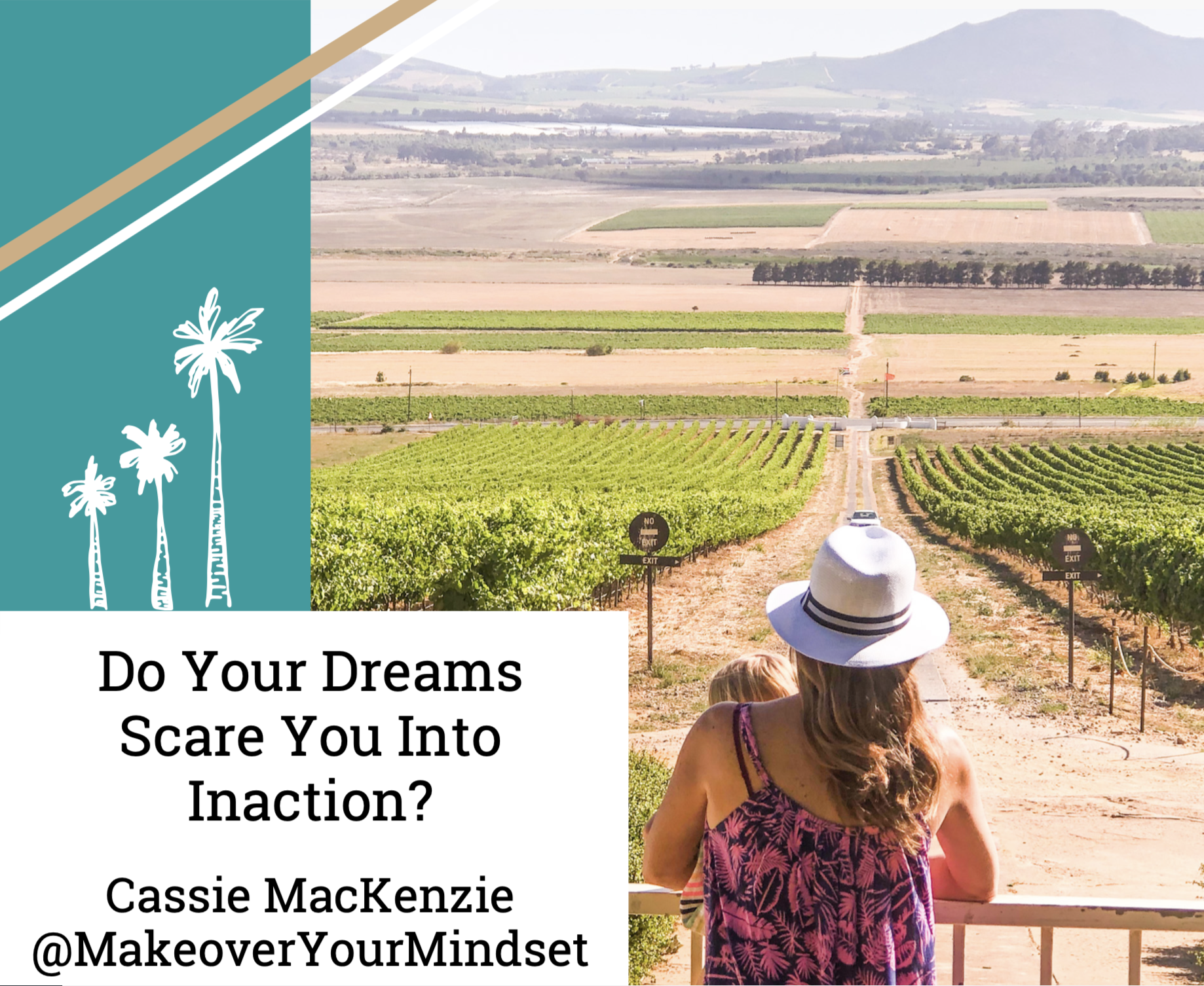 Do Your Dreams Scare You Into Inaction? by Cassie MacKenzie