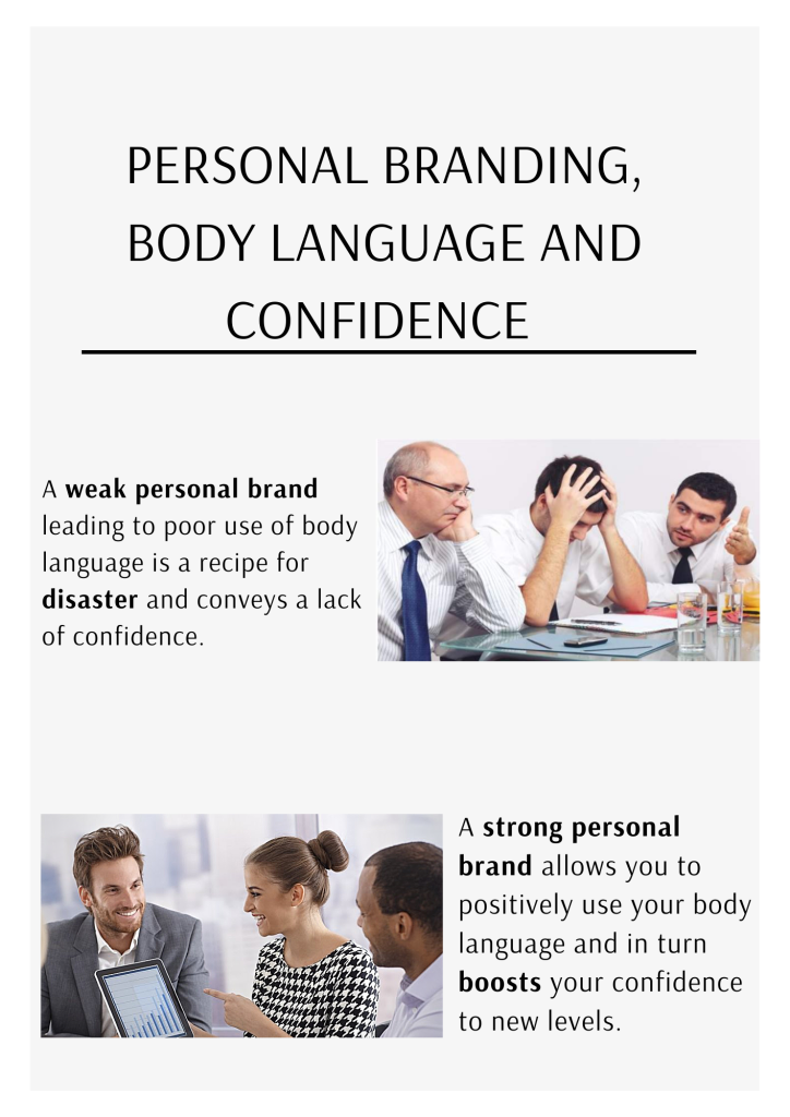 Personal Branding, Body Language and Confidence