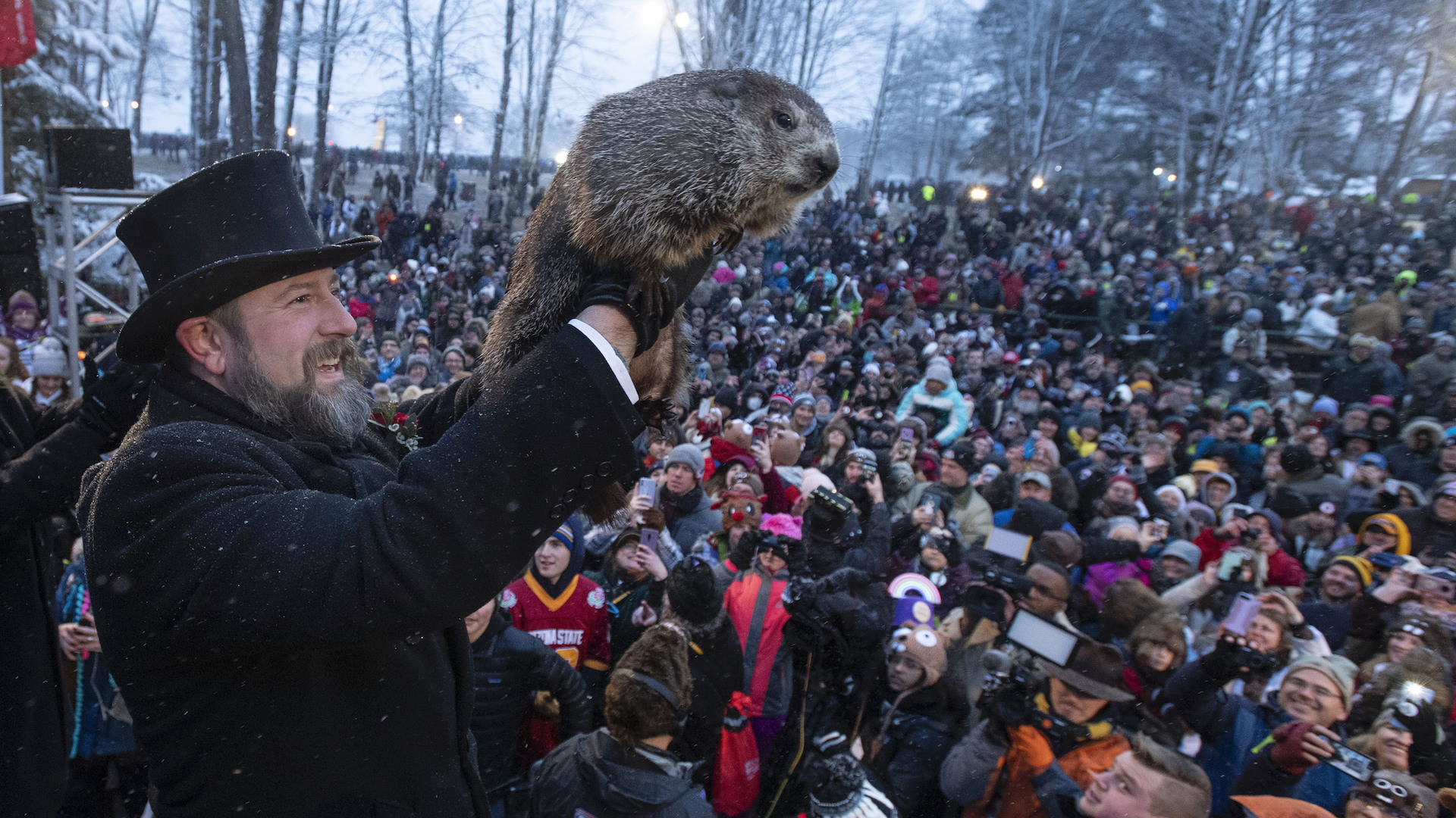 Groundhog S Day Early Spring Is Coming