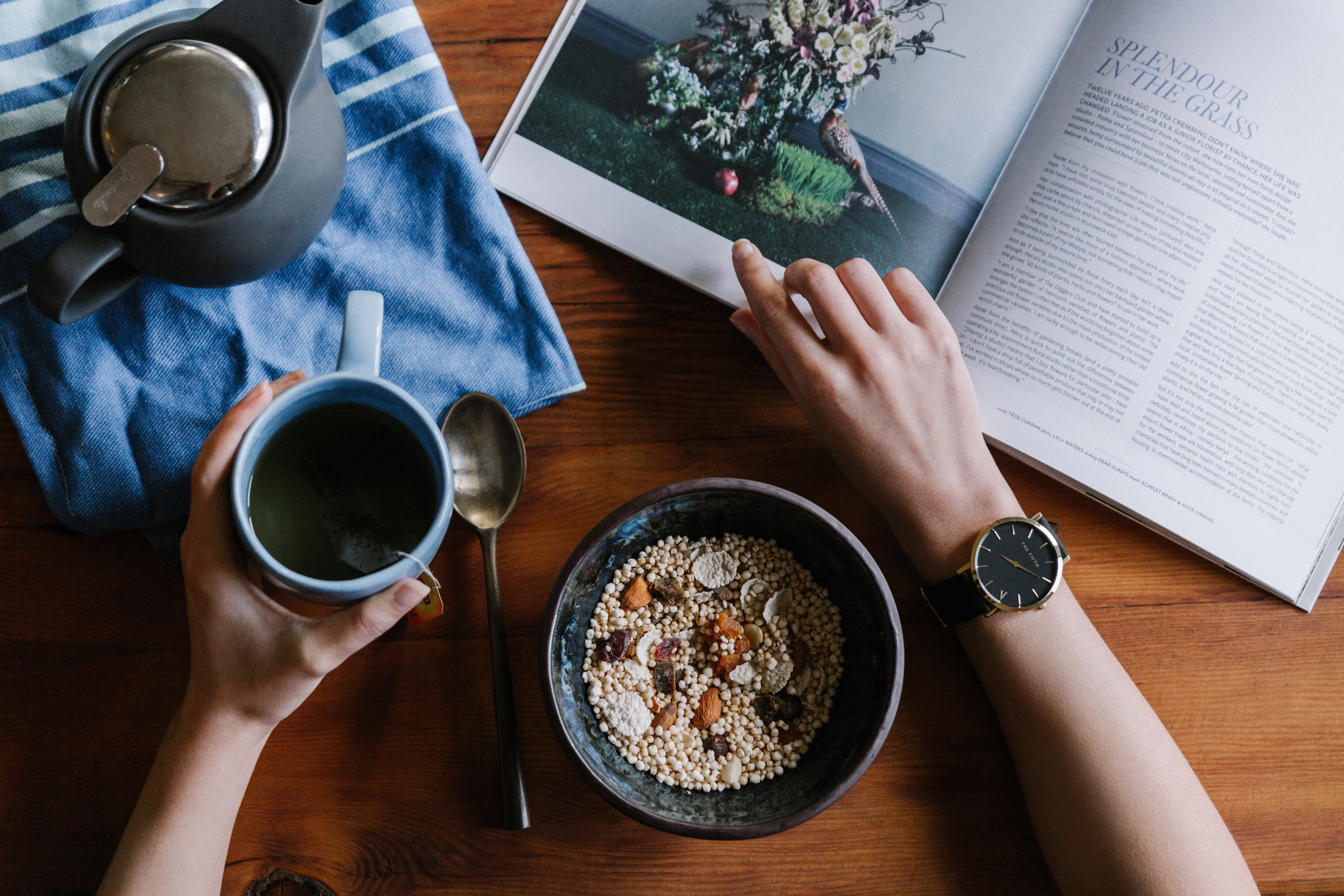 Keys to an effective morning routine