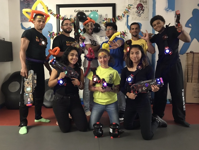 USA Martial Arts Fitness Academy - Laser Tag Night 2019