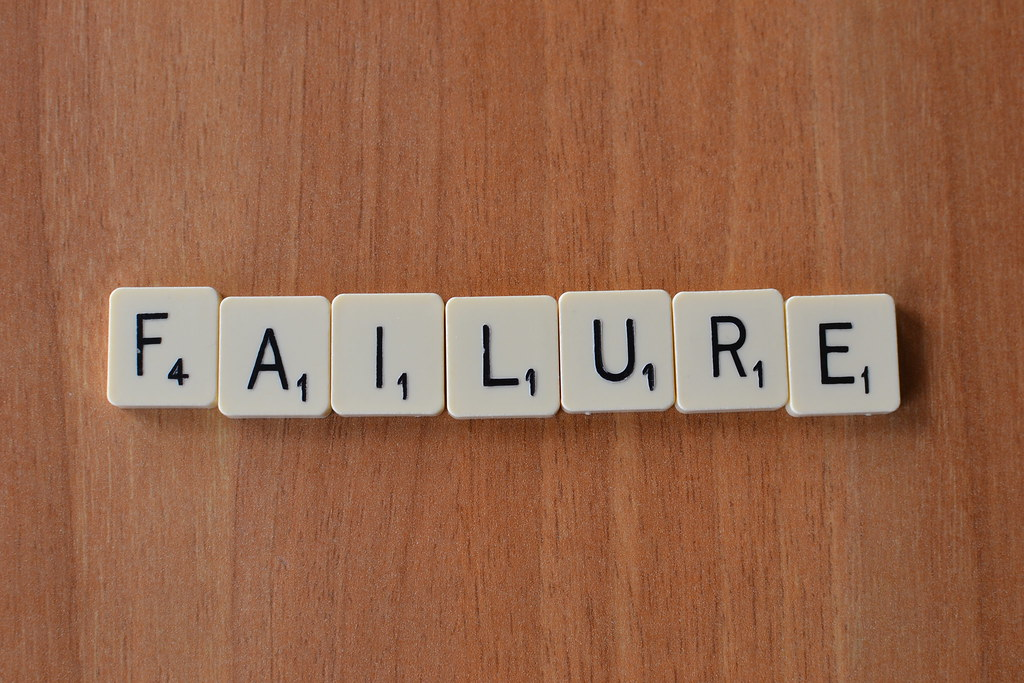 Five Simple Yet Effective Ways To Deal With Failure