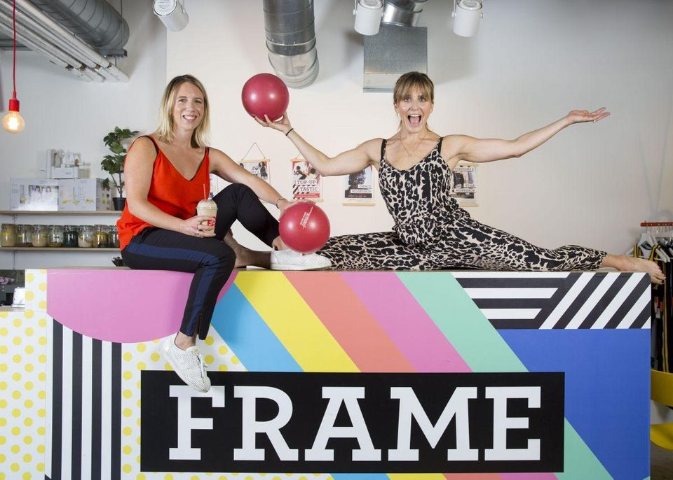 Founders of Frame, Pip Black and Joan Murphy have remained true to the values they started with. Photo by Frame.