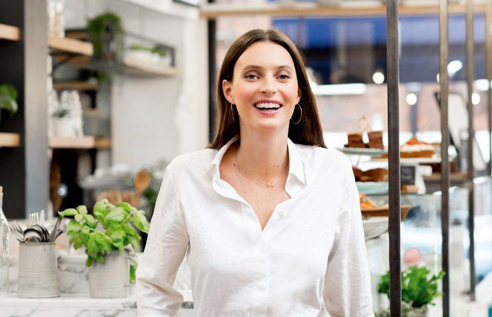 Ella Mills, Founder of Deliciously Ella