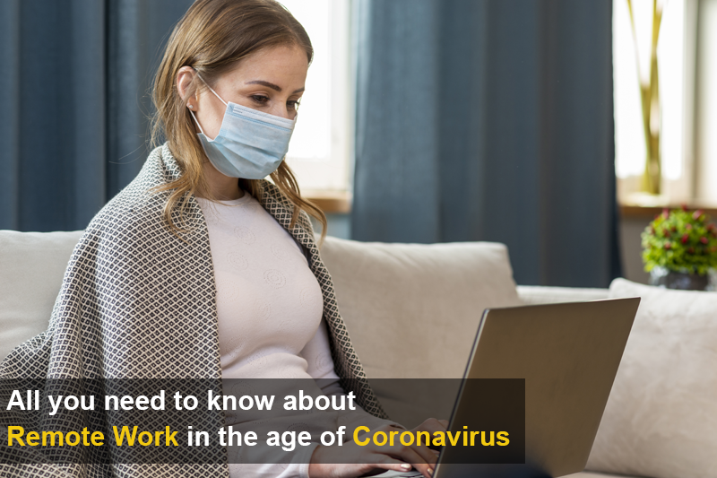 Remote work in the age of coronavirus