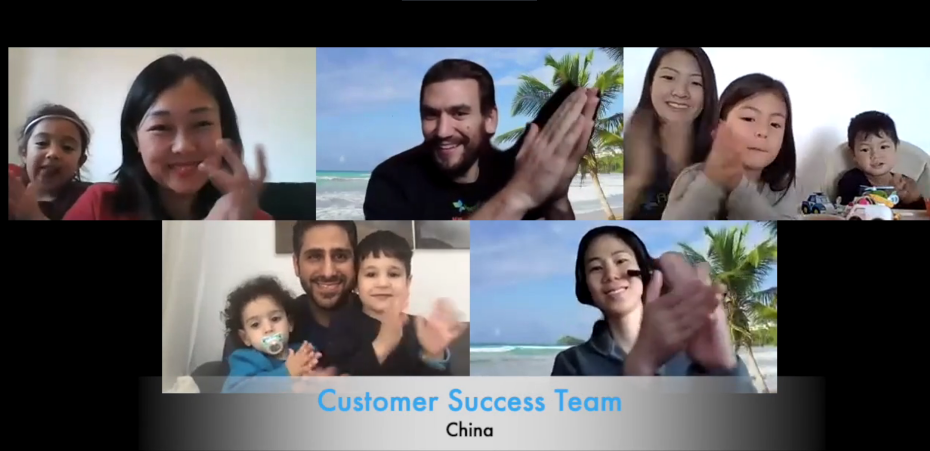 Appsflyer China Customer Success Team