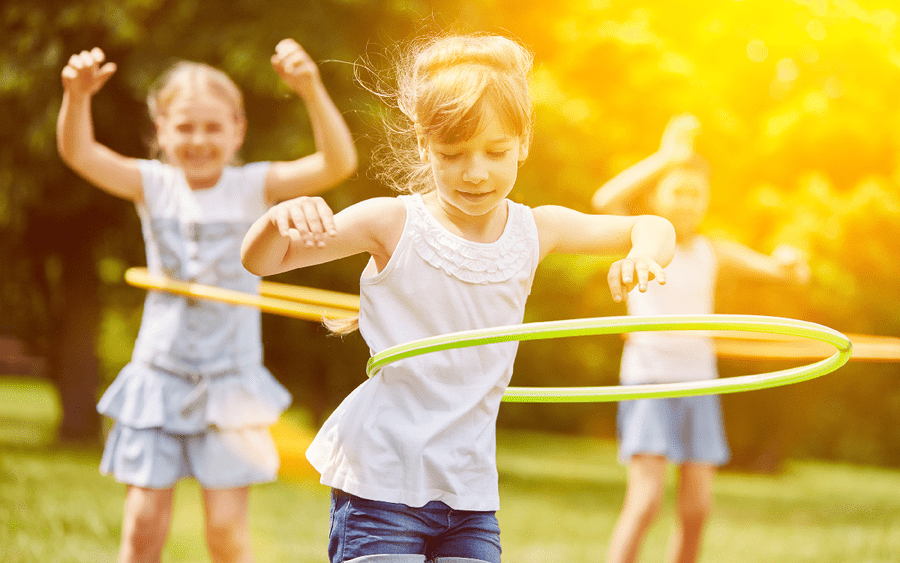 Instilling healthy habits in kids will give them a healthy and happy life