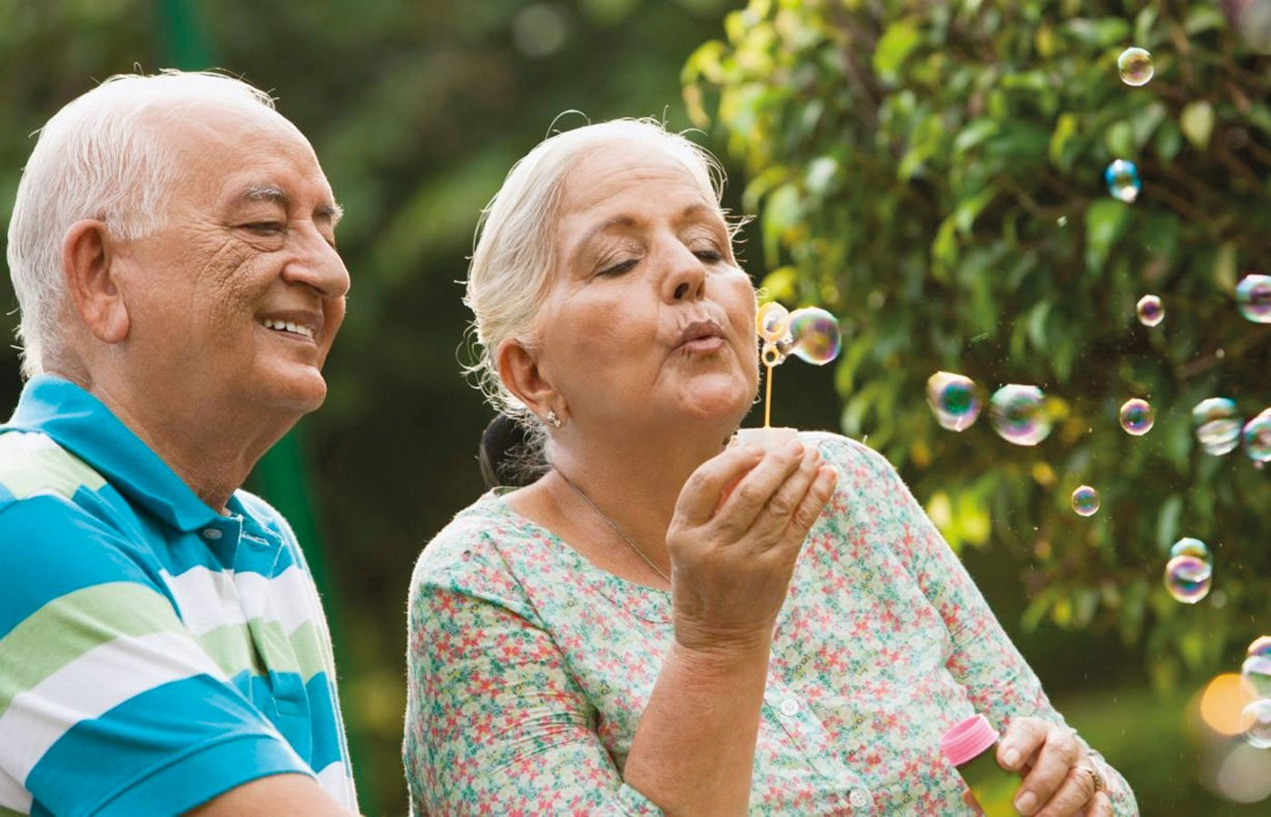things adults can do for senior citizens