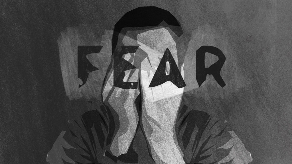Fear of confidence and identity