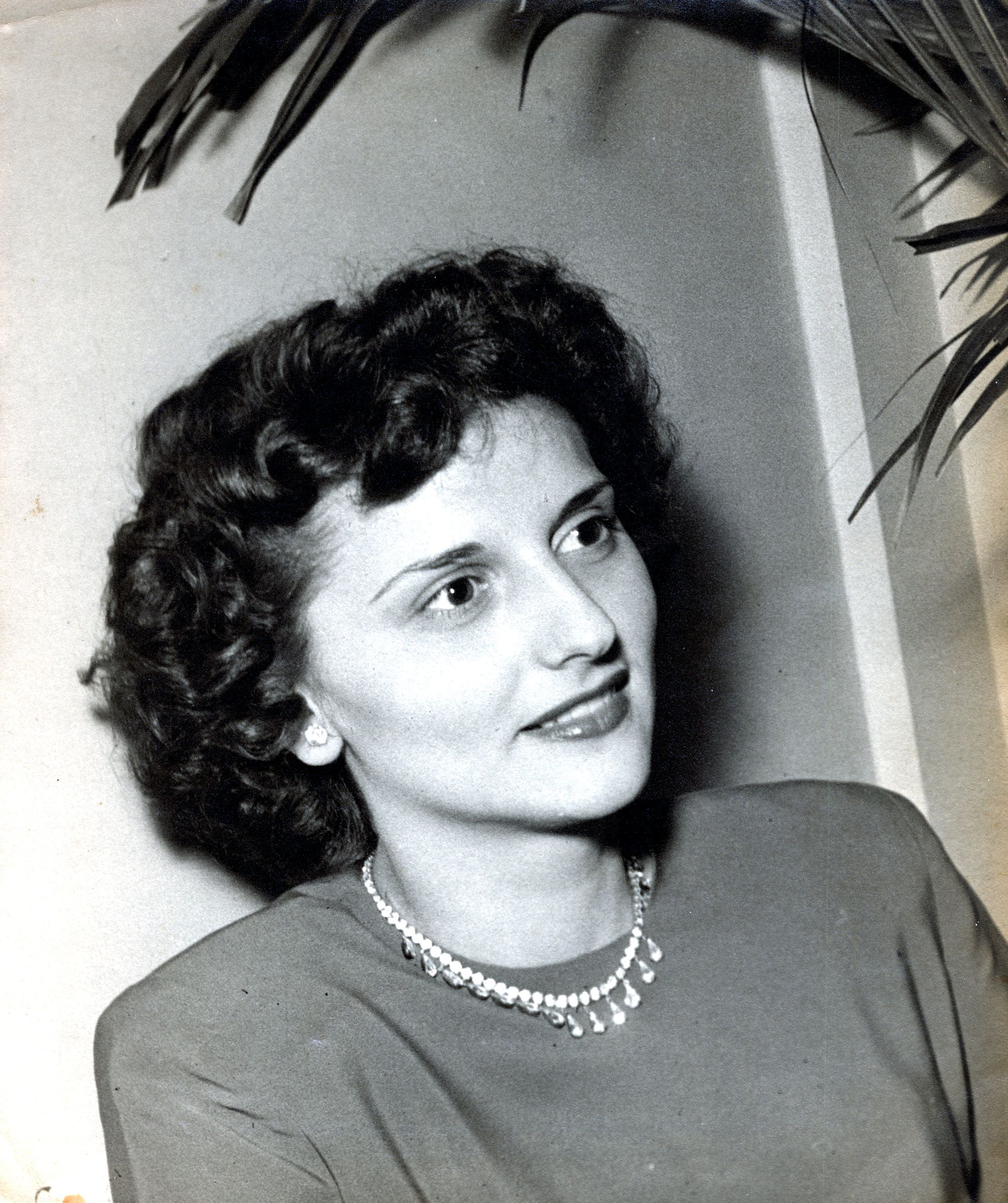 Mary Prodromitis, my beautiful mom.