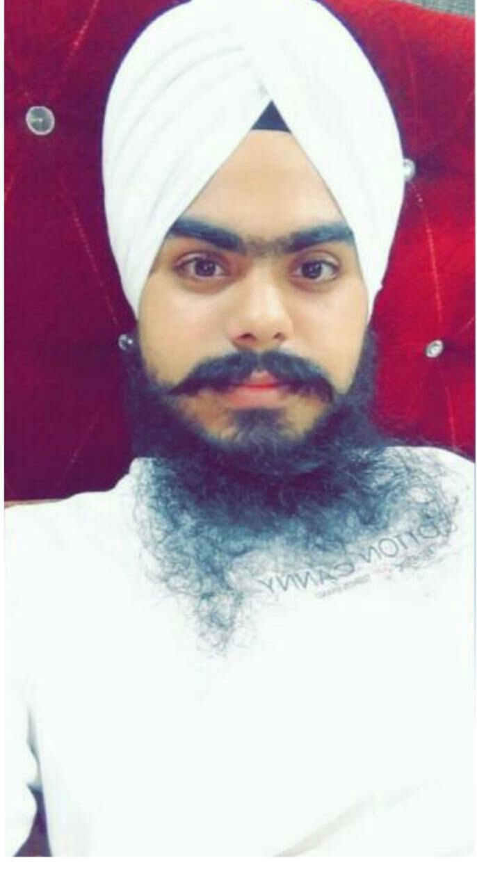 Why I am proud to be sikh - Harjot Singh Saluja