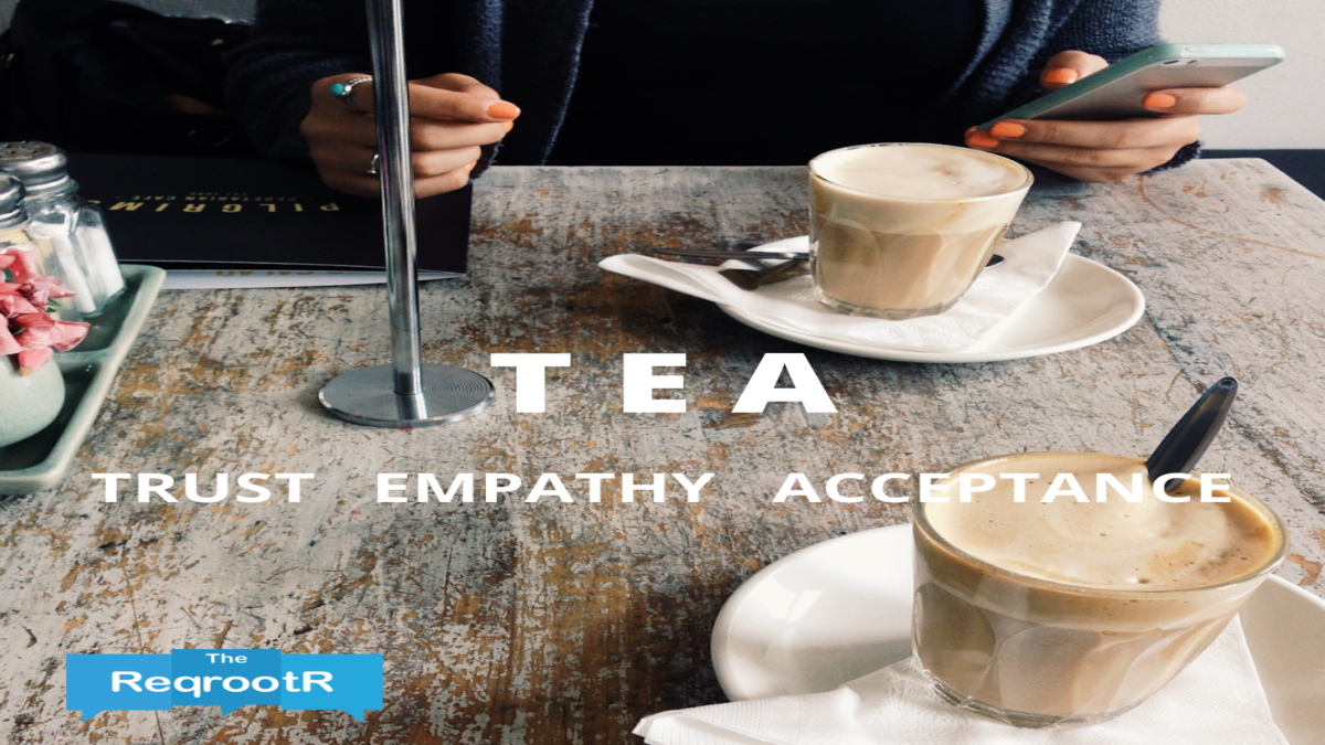 Trust Empathy Acceptance Work From Home WFH