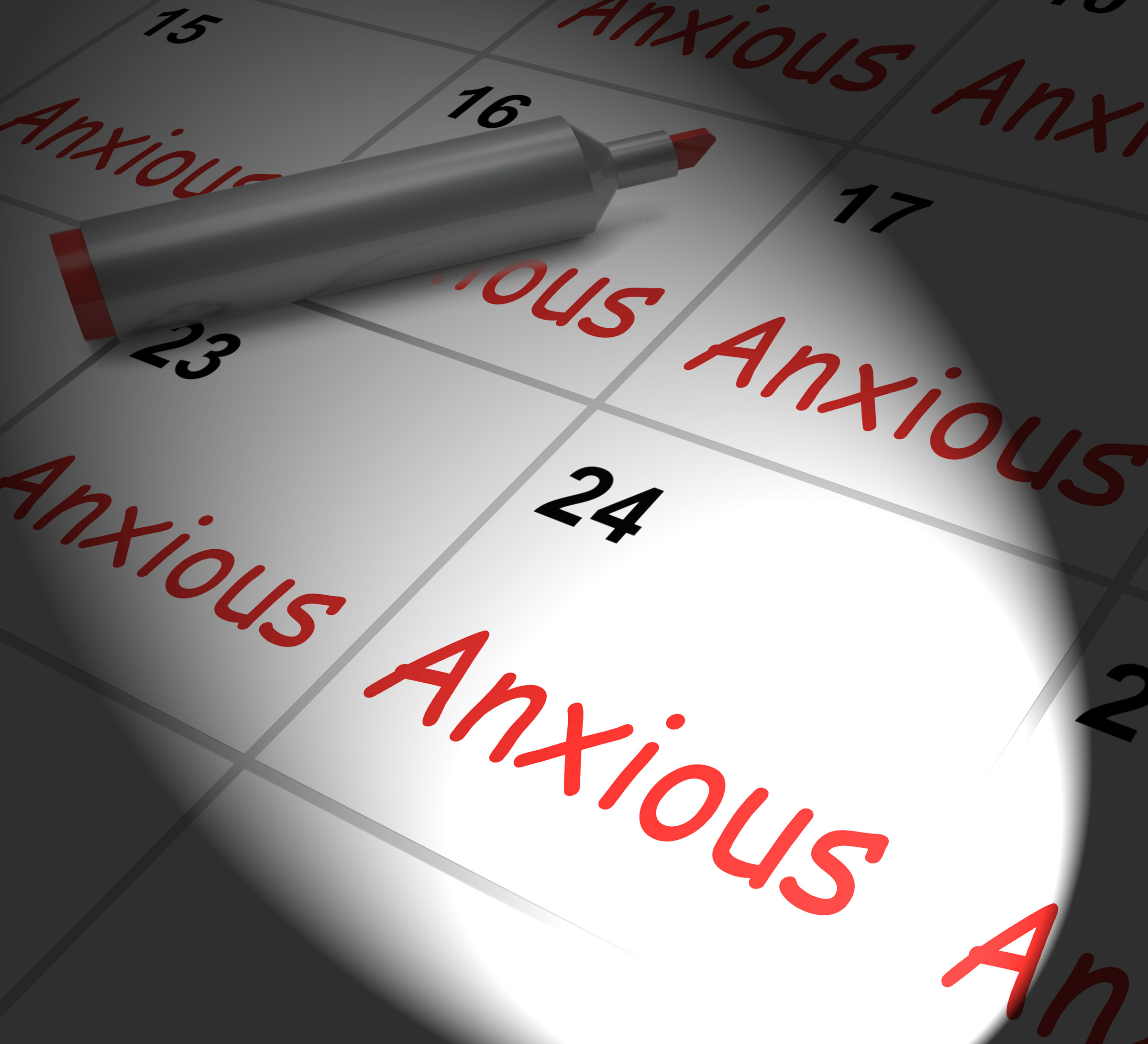 anxiety today