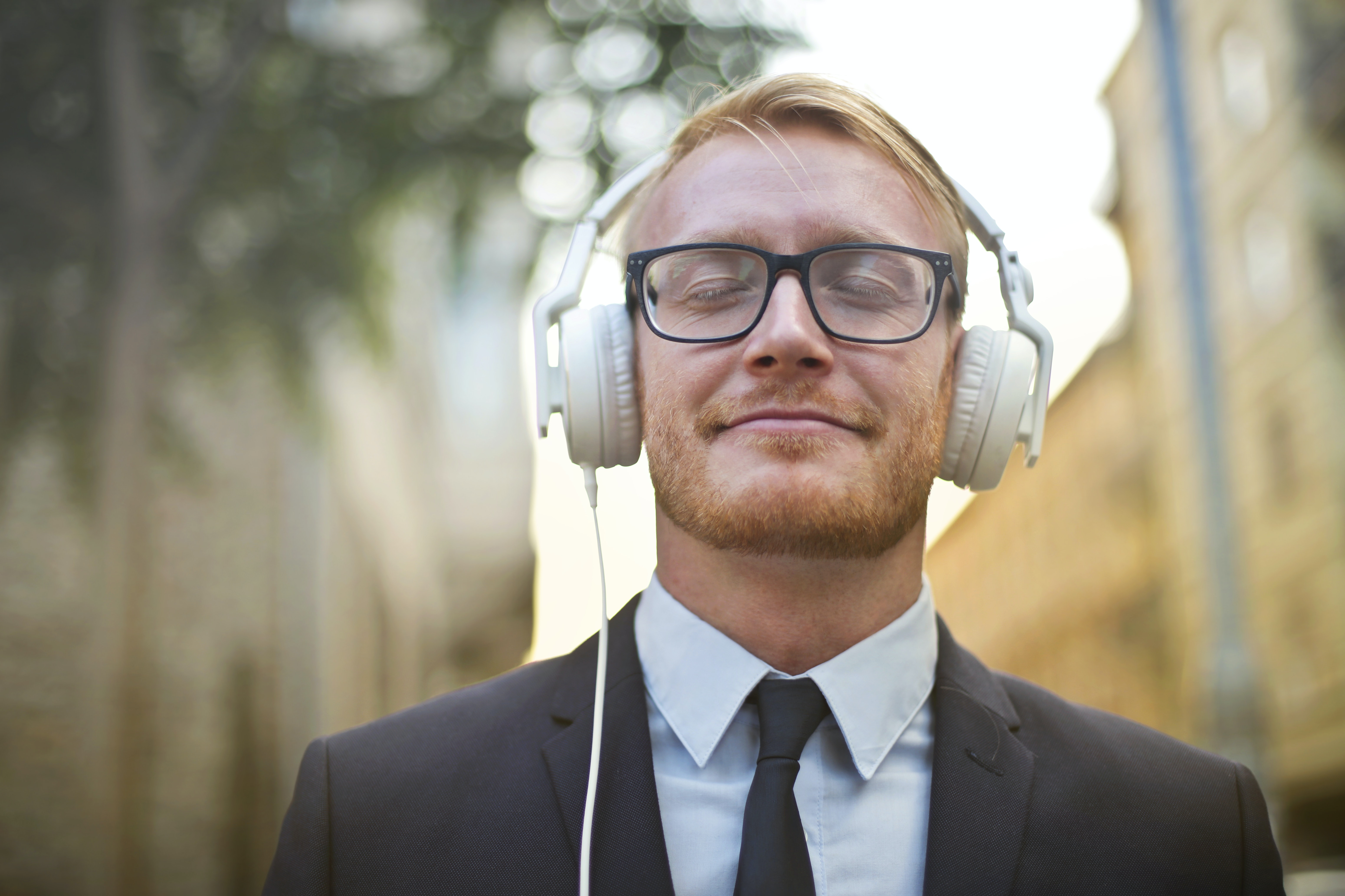 Listening to music can help settle uncomfortable or difficult moods