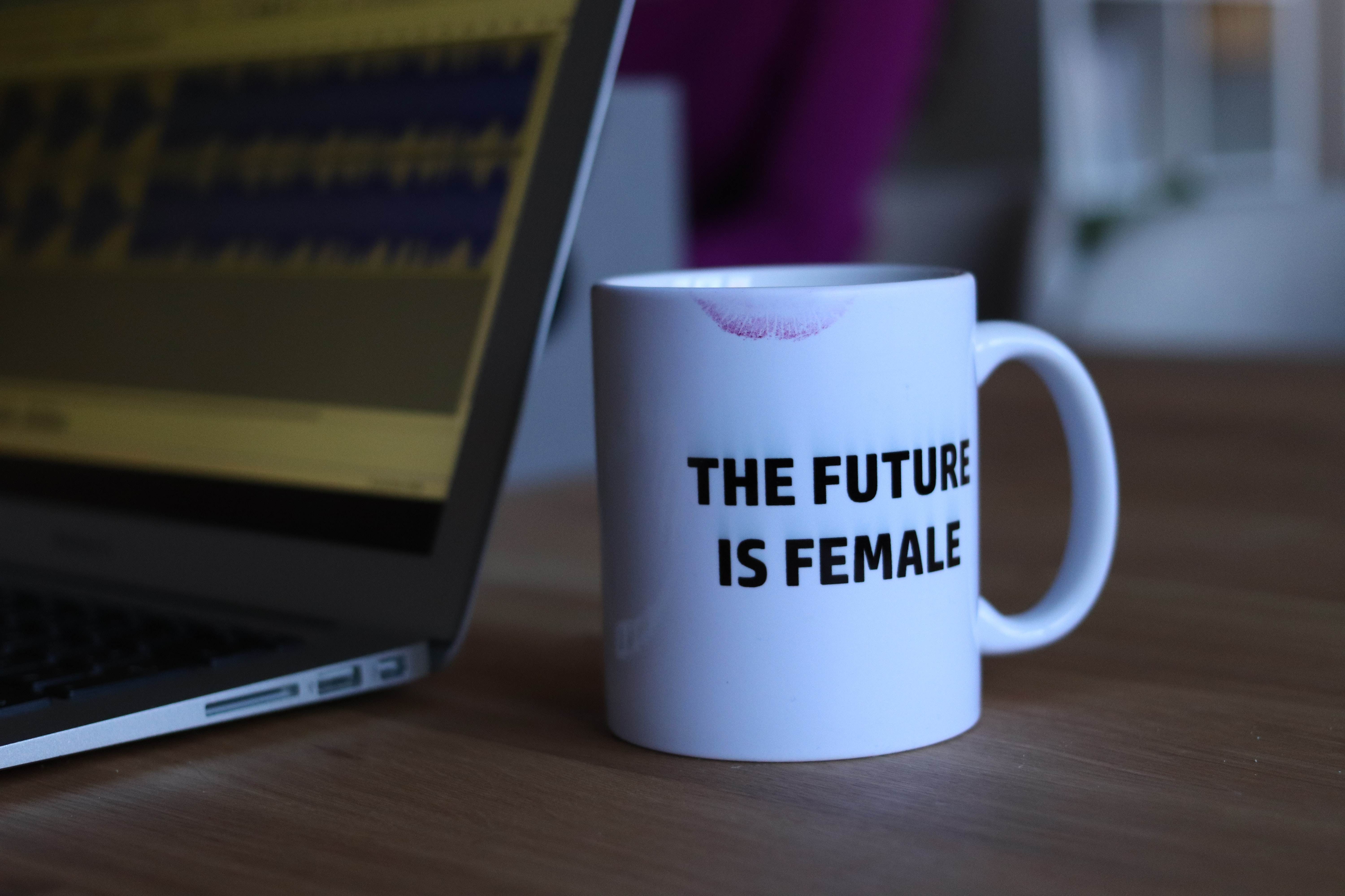 """""""The Future Is Female"""" is canceled. Take up space now"""