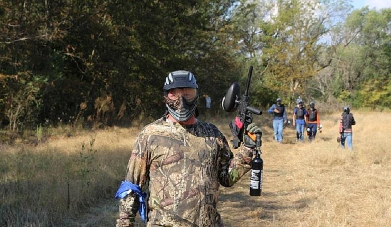 Top 9 Reasons to Play Paintball
