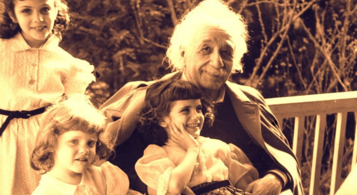 Einstein Letter To His Daughter on the Universal Force of Love