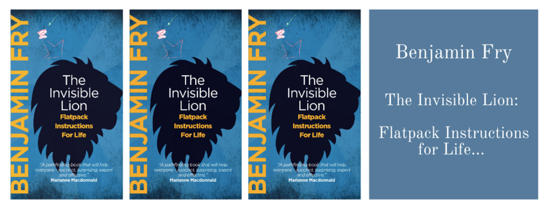 Benjamin Fry Invisible Lion