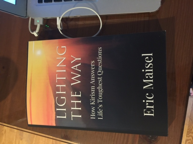 Lighting the Way introduces kirism, a modern philosophy of life