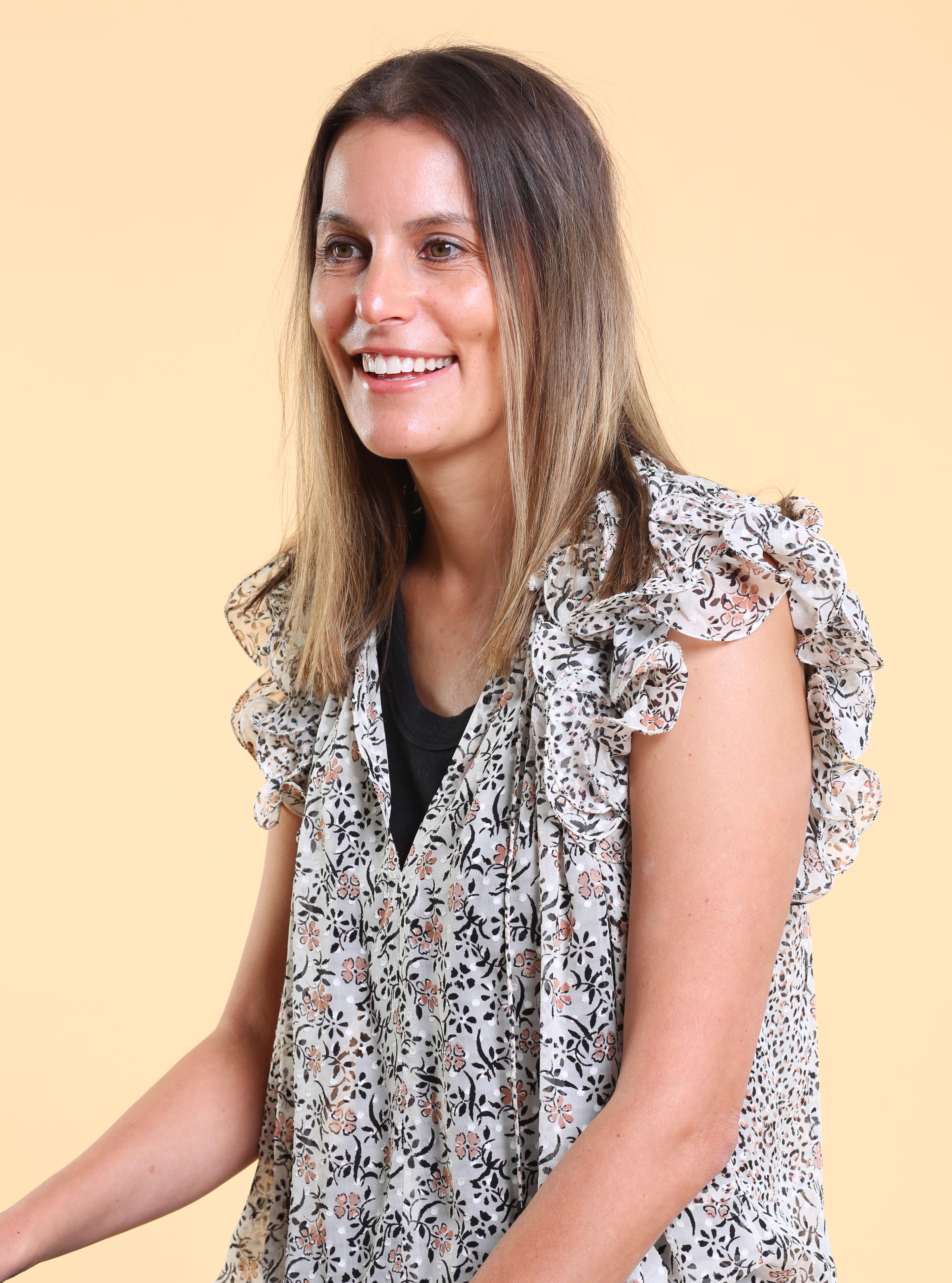 Renae James, Founder, CEO and Designer of Papinelle