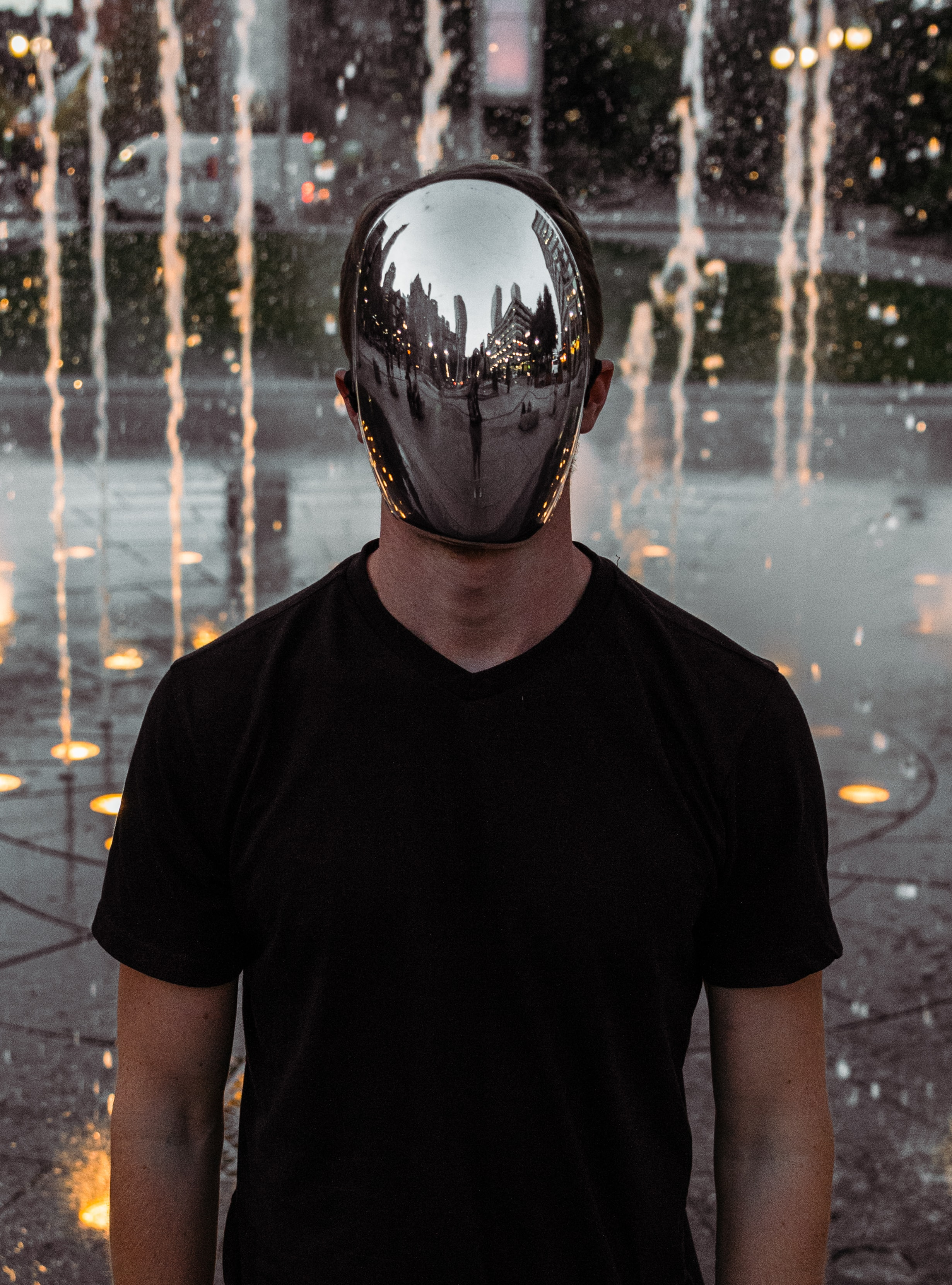 """Awareness of your own hypocrisy motivates you to look behind the mask at your inconsistencies. As the psychologist Carl Jung said, """"Everything that irritates us about others can lead us to an understanding of ourselves."""" Photo by Alex Iby on Unsplash"""