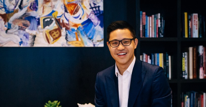 "Christopher Rim of Command Education: ""My Life as a TwentySomething Founder"""