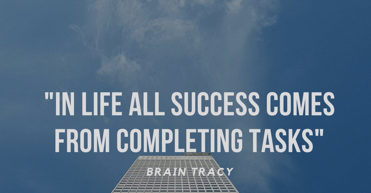 Achieve Your Unaccomplished Work Goals and Targets Through Incremental Tasks