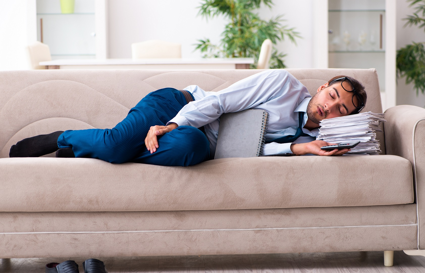 How To Sleep Well While Working From Home