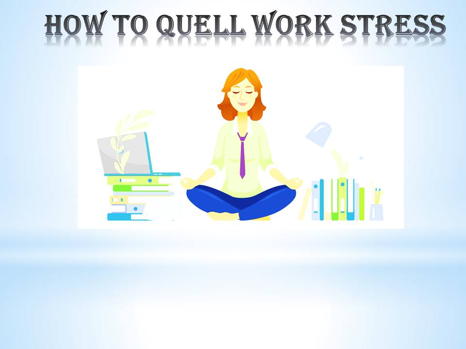 Holistic Approach to Staying Healthy Amidst Work Stress