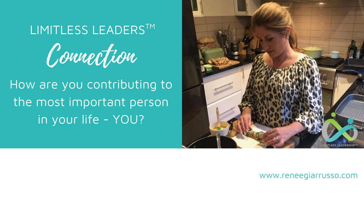 Renee Giarrusso Limitless Leaders Connection