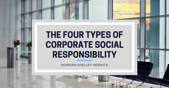 The Four Types of Corporate Social Responsibility