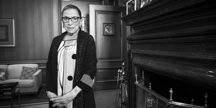 Ginsburg loved the opera, but she was a lawyer. Why? — Decoding Ginsburg's Happiness Infinity Zone.