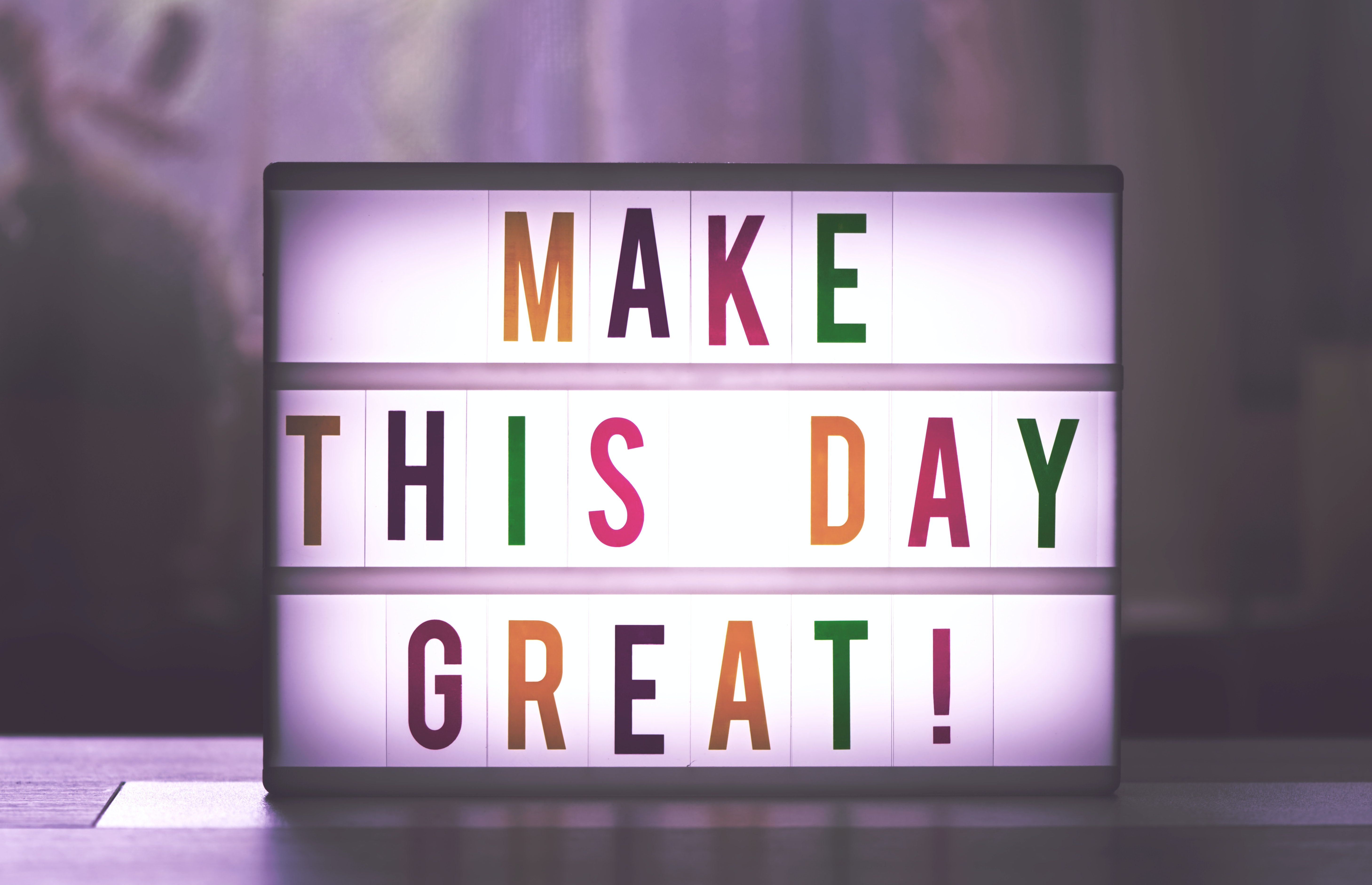 6 motivational hacks to make every day great