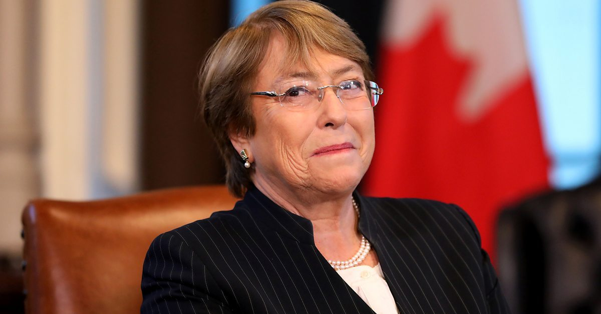How Michelle Bachelet Changed the World