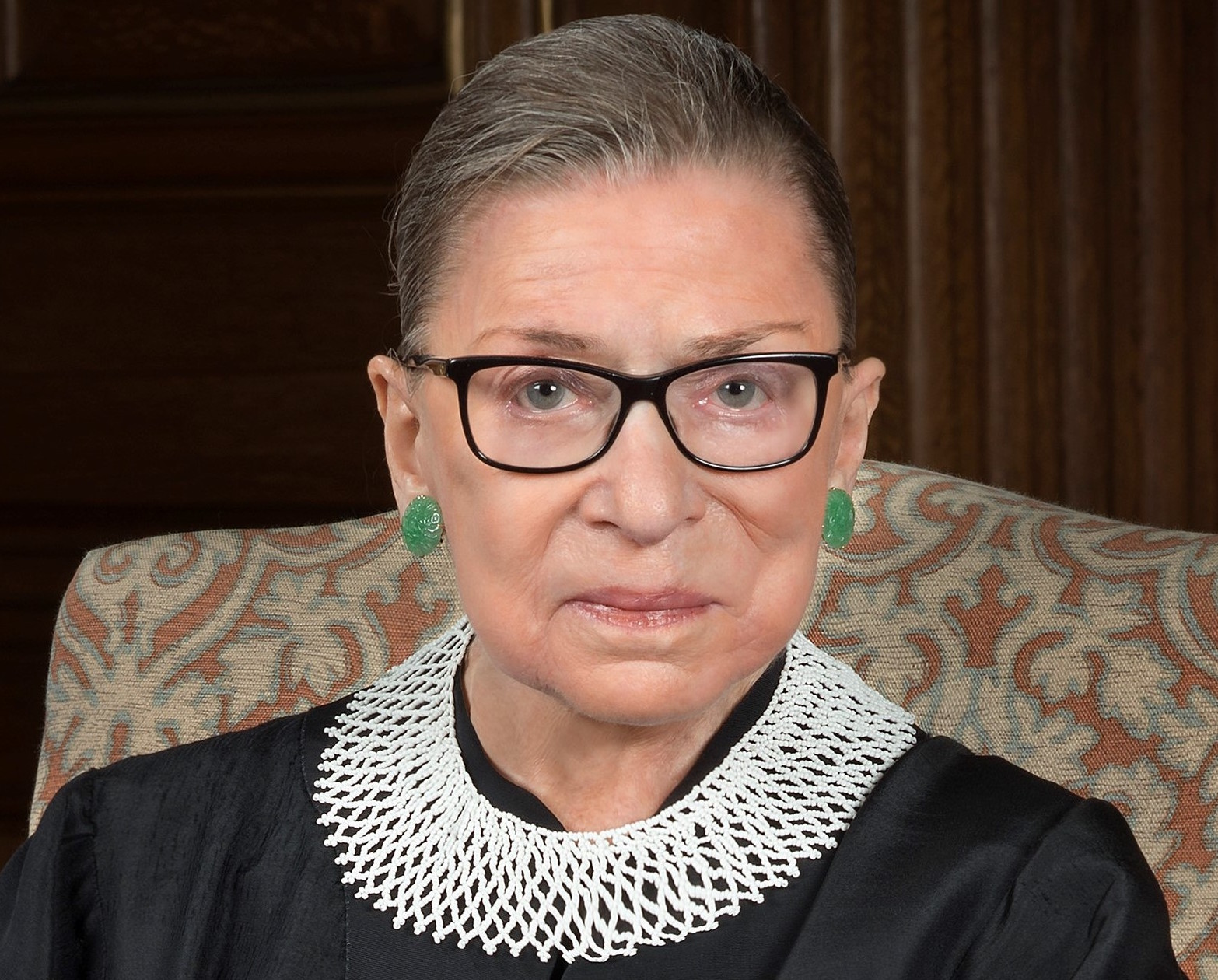 Official Portrait Ruth Bader Ginsburg
