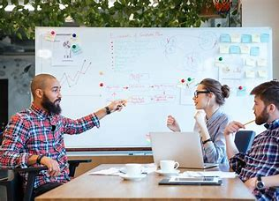 Collaboration is key to a successful work environment.