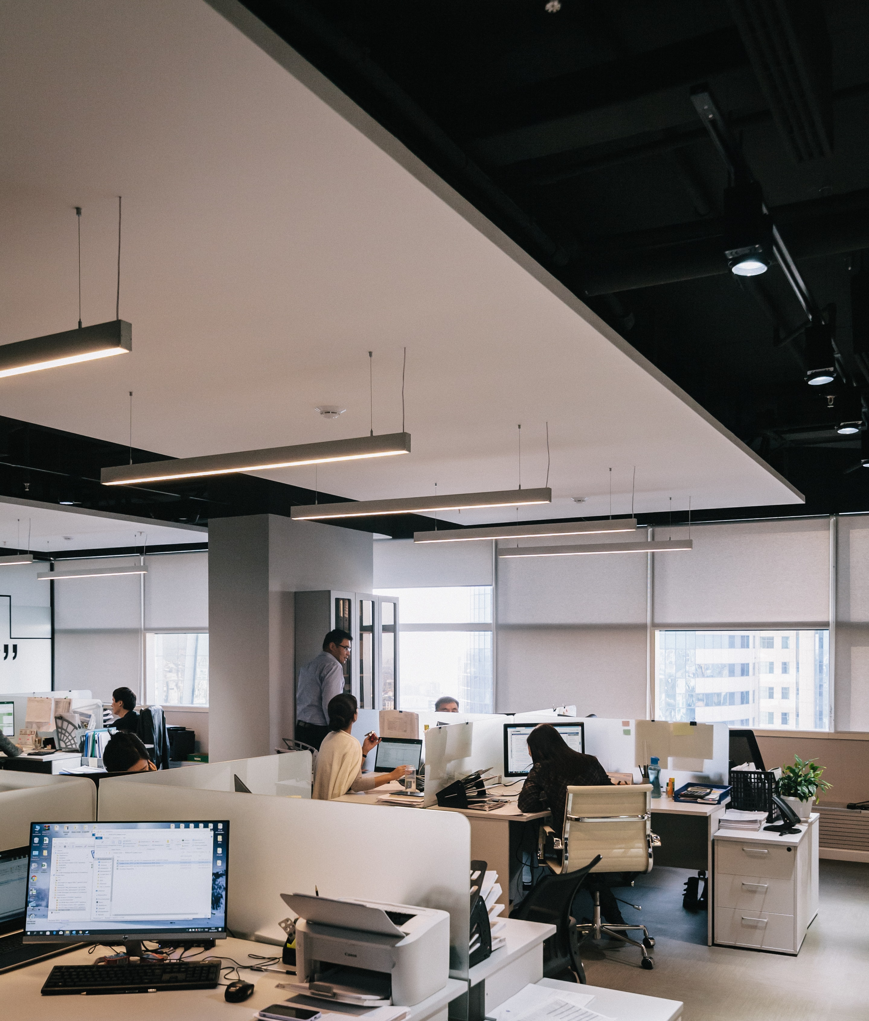 5 Ways To Make Your Office Eco-Friendly - James Michael Plumlee Financial Advisor - Thrive Global