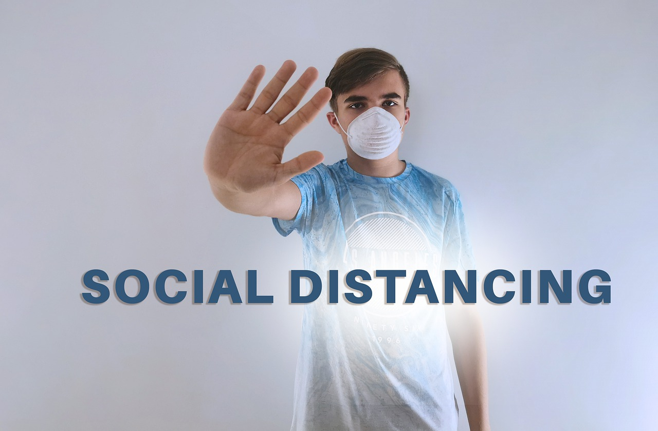 Social Distancing At Workplaces