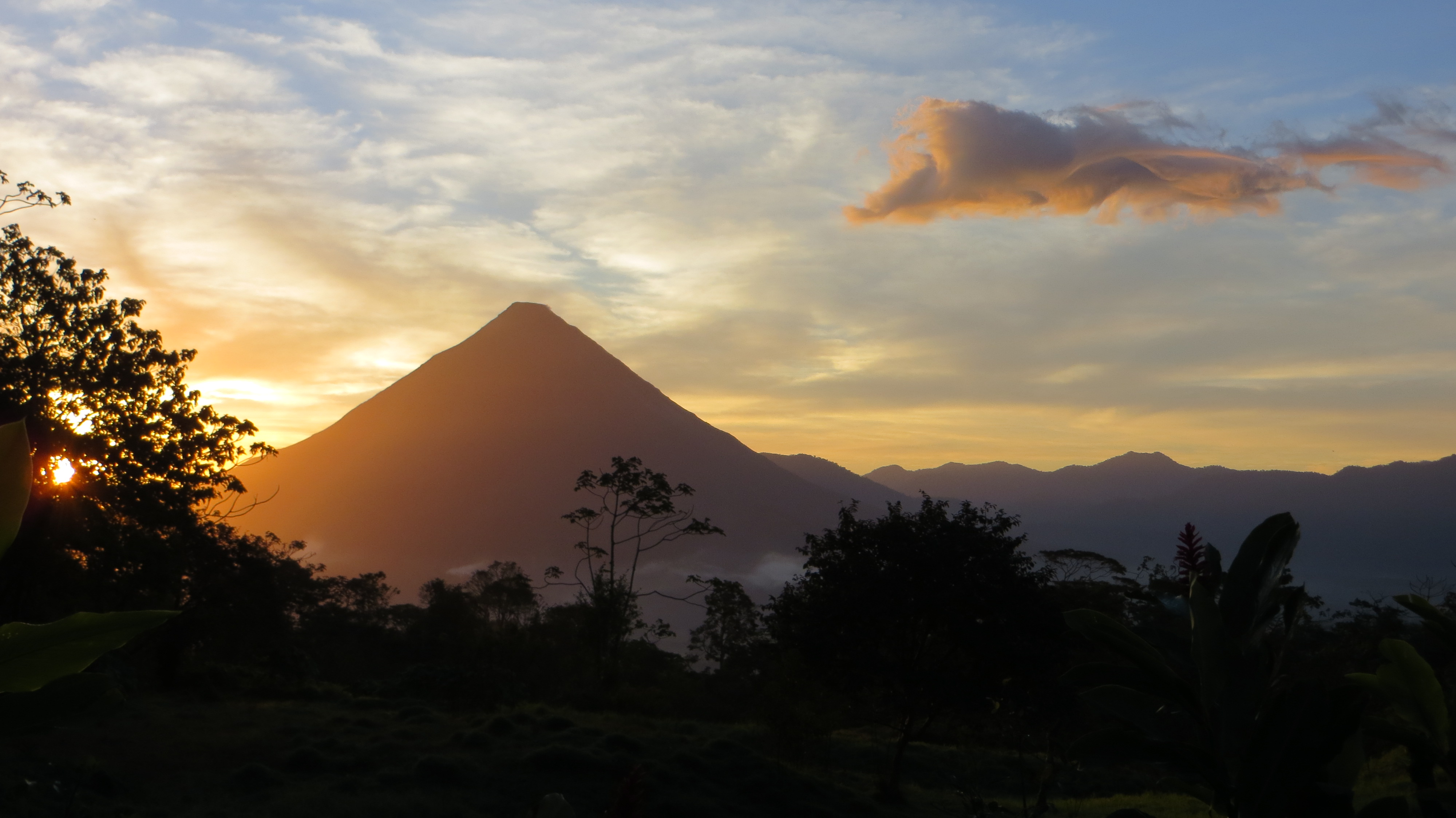 Traveling in Arenal Costa Rica