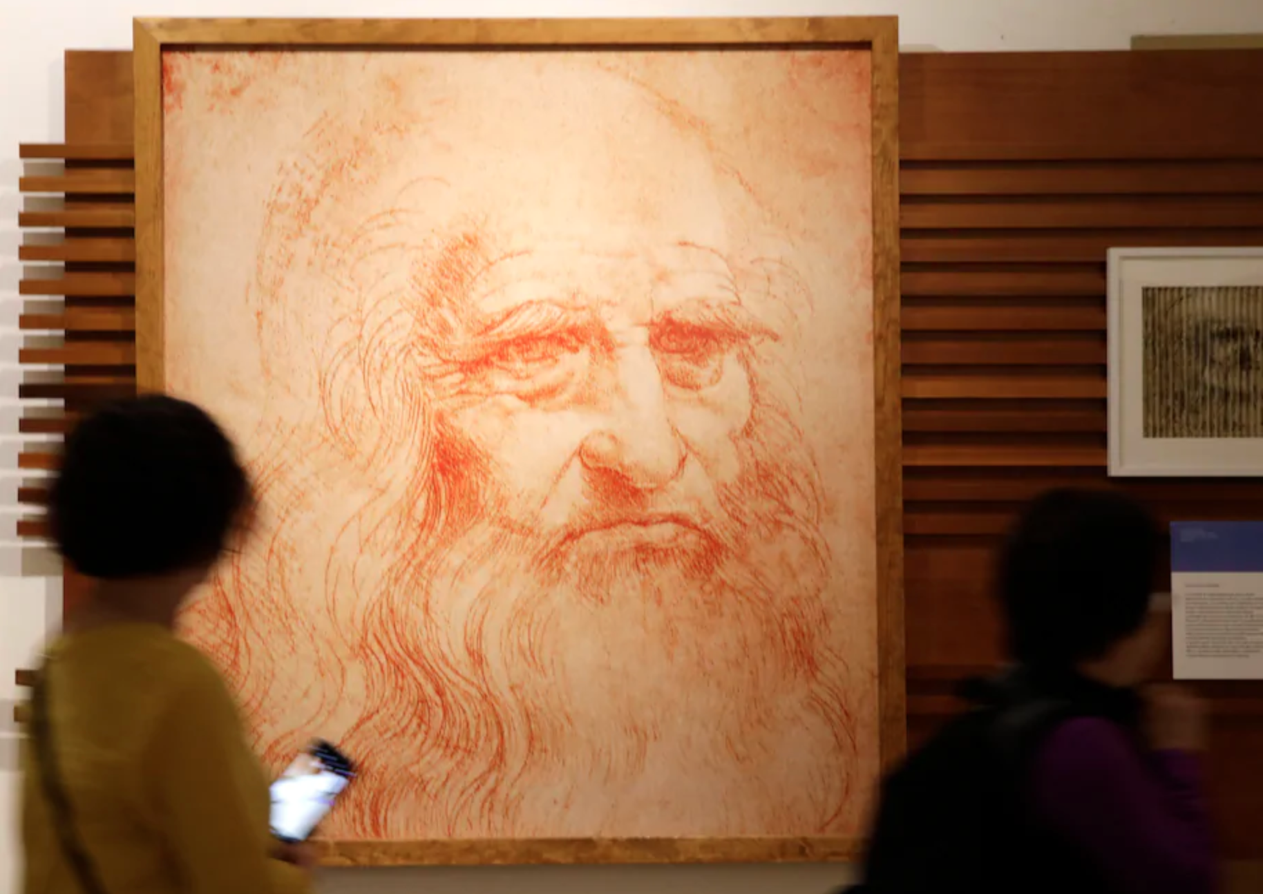 Renaissance painter, scientist and inventor Leonardo da Vinci was one of history's most famous polymaths. (AP Photo/Alessandra Tarantino)