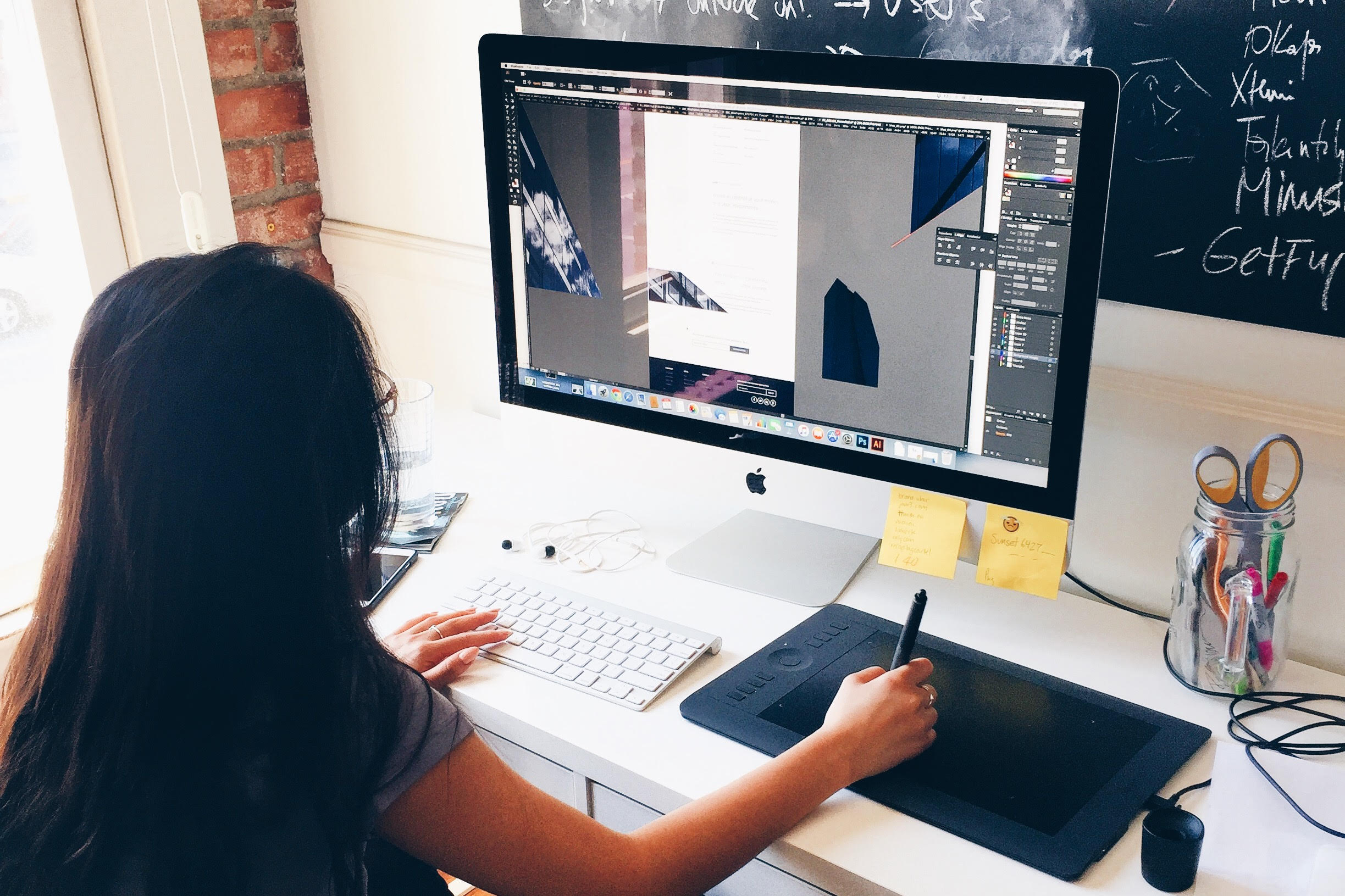 8 Tips For Studying Graphic Design
