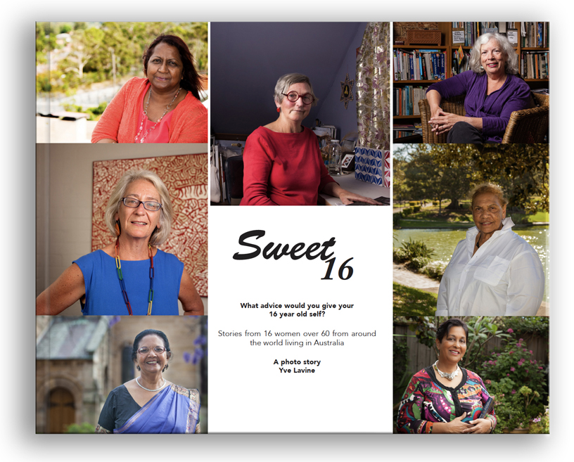 Sweet 16 book cover